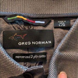 Greg Norman golf shirt size L